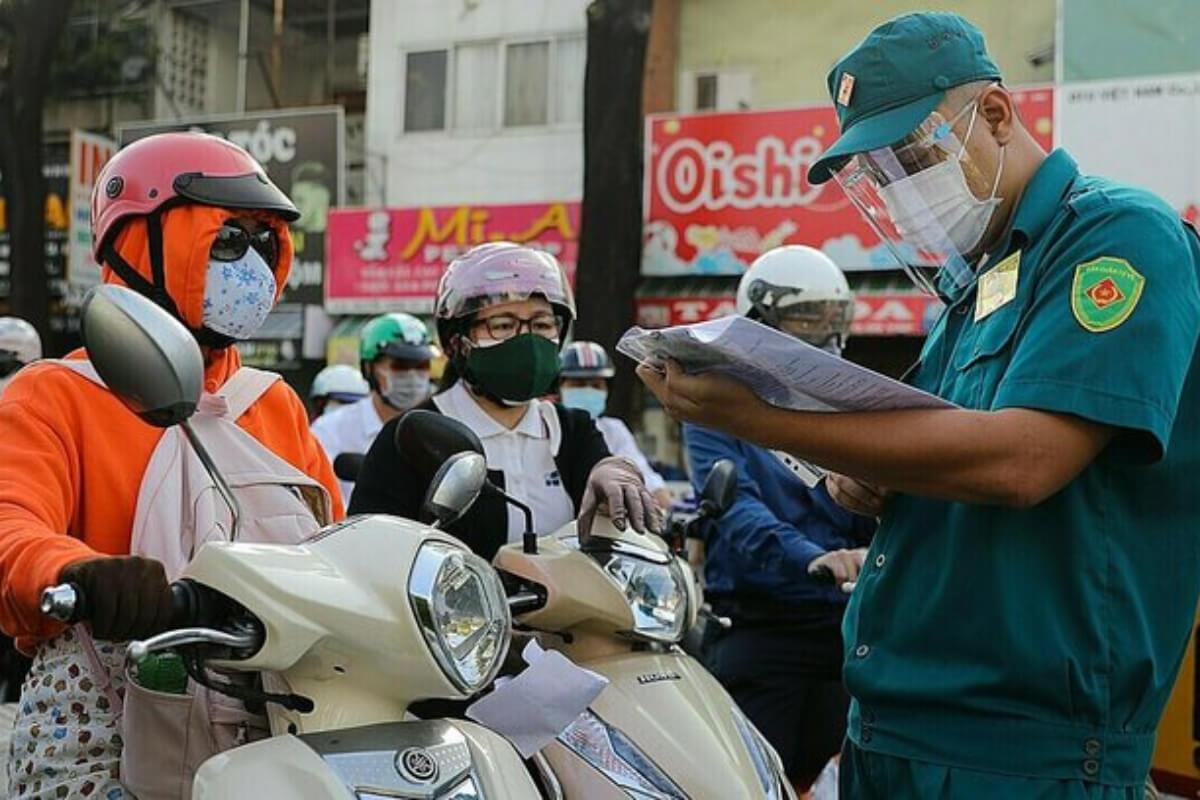 ベトナム:新たに新型コロナ感染者8644人を確認 16日夜発表