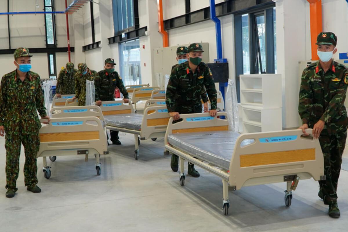 ベトナム:新規感染者9595人、前日より951人増 17日夜発表