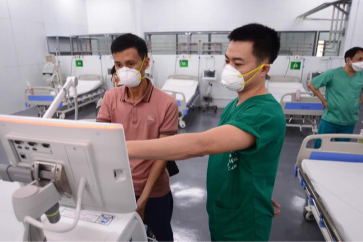 ベトナム:新規感染者8644人、前日より951人減 18日夜発表