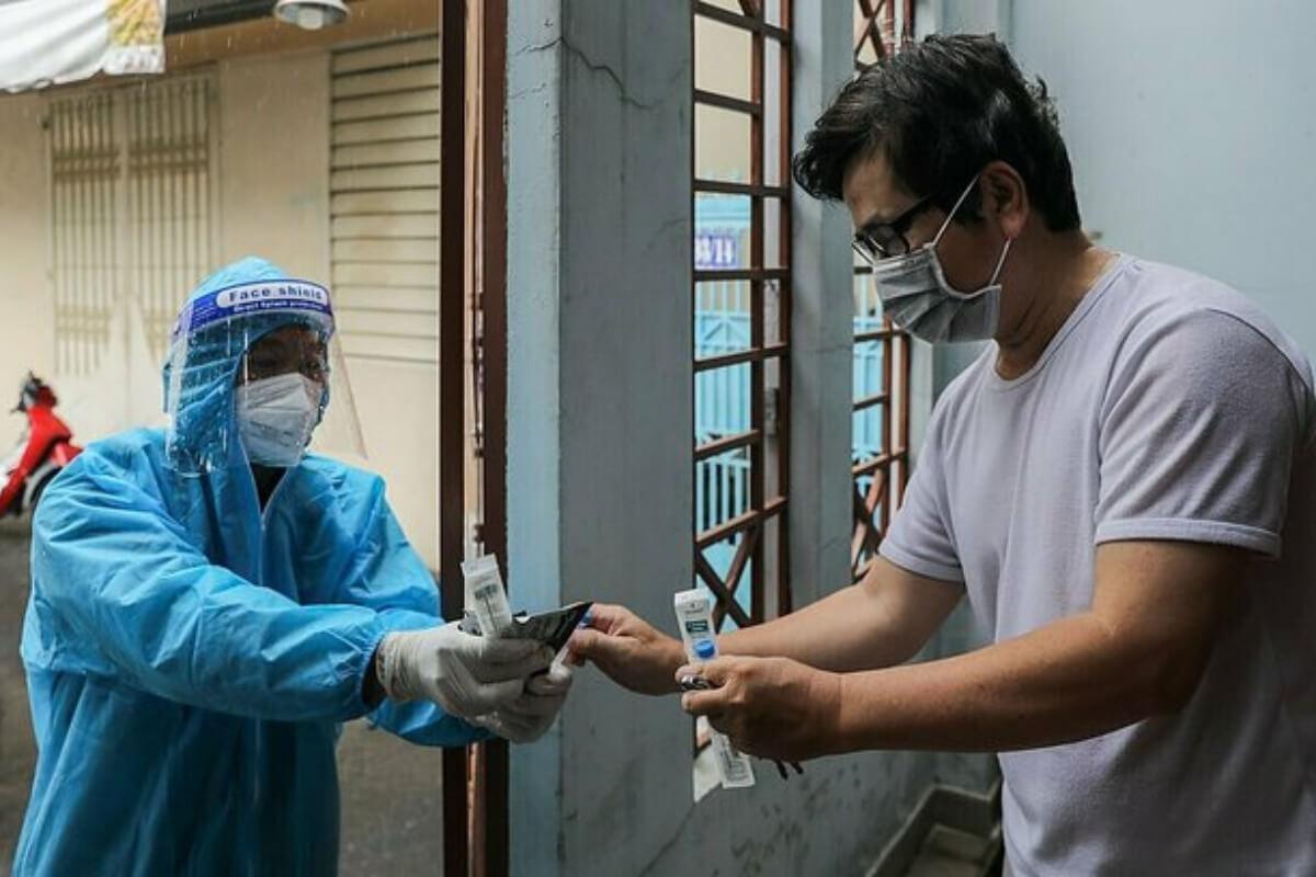 ベトナム:新規感染者1万797人、36万人超える 24日夜発表