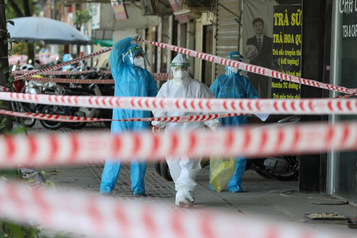 ベトナム:新規感染者1万2752人、過去最多に 29日夜発表