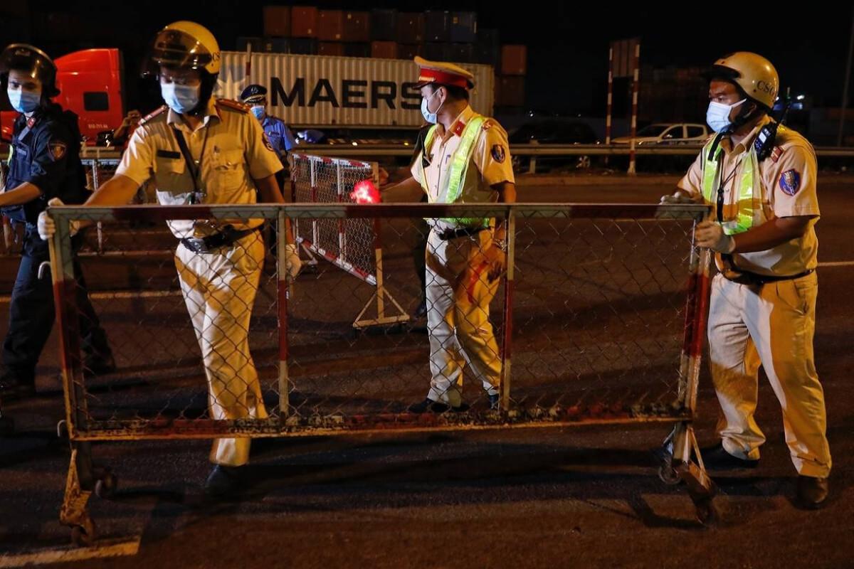 警察官の新型コロナ感染は計2000人、死者10人:ベトナム公安省