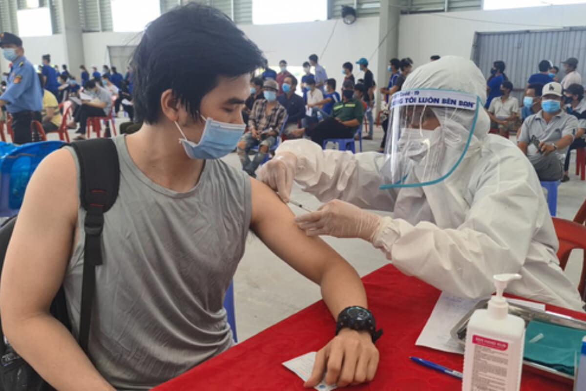 ビンズオン省、シノファーム製ワクチンの接種開始へ