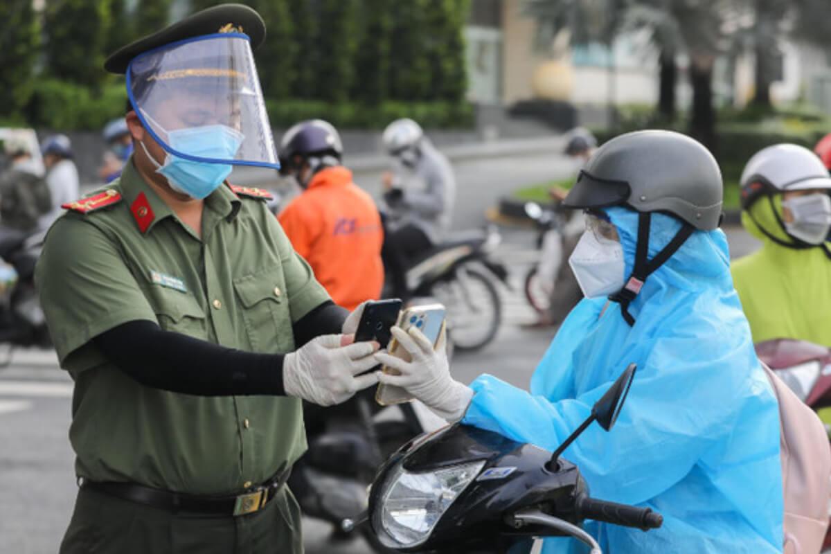 ベトナム:感染者1万2663人、前日から1530人減 8日夜発表