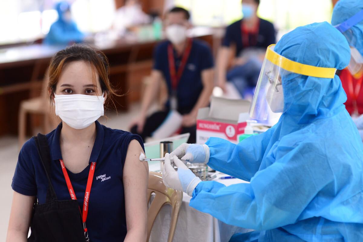 ホーチミン市:ワクチンパス域内導入を検討