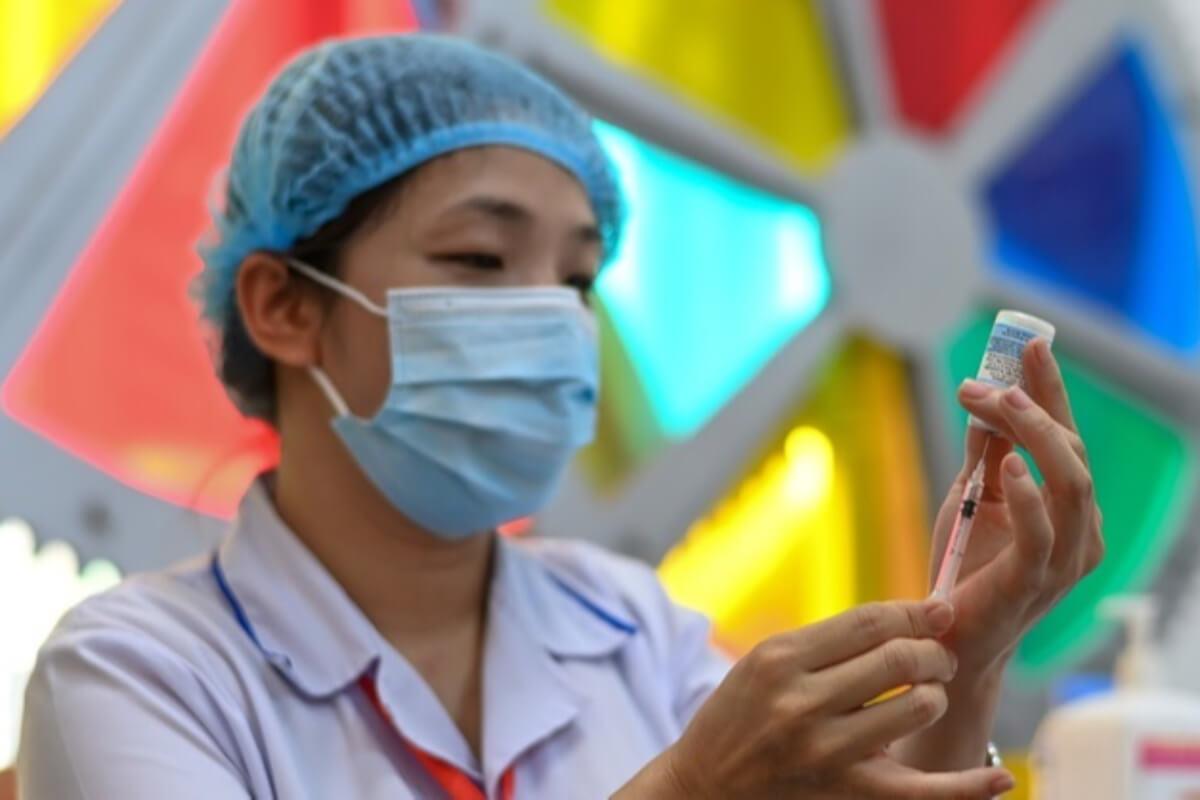 ハノイ市、シノファーム製ワクチン100万回分を各地域に割り当て