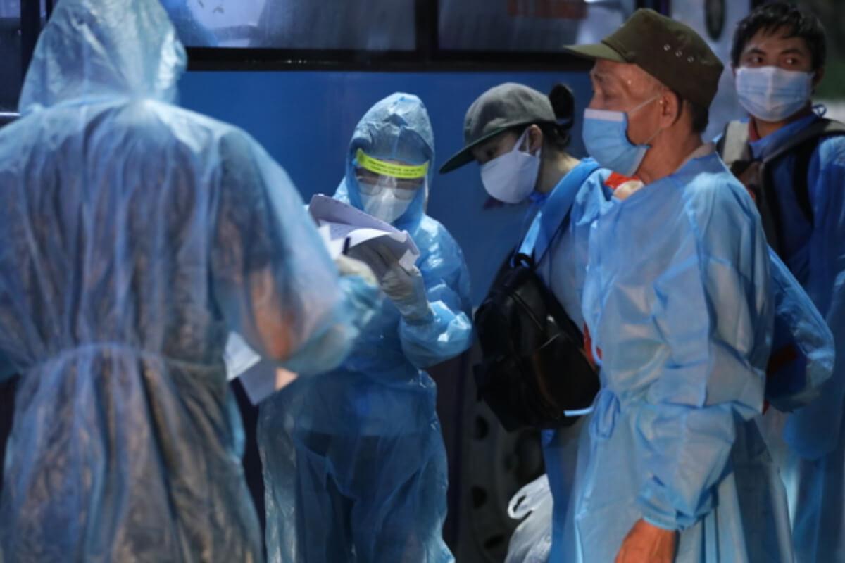 ベトナム:新規感染者1万25人、前日より665人増 19日夜発表