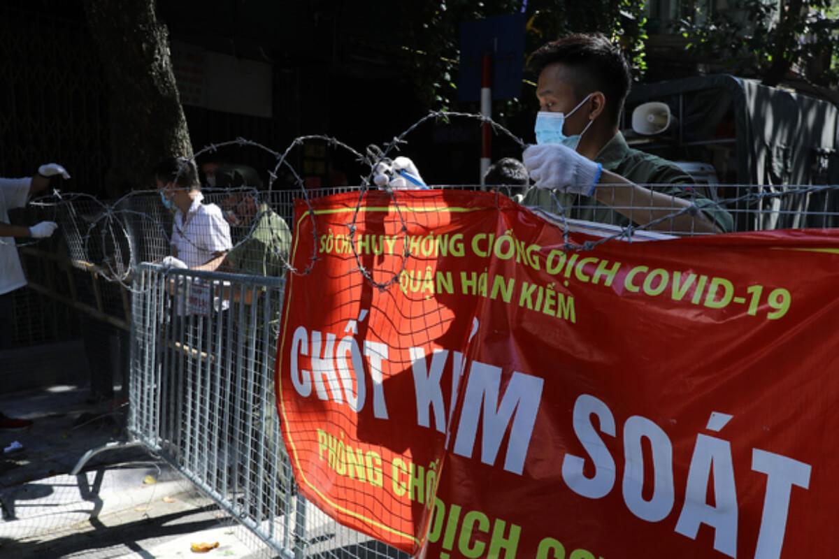 ベトナム:感染者1万1687人、前日より3019人増 21日発表