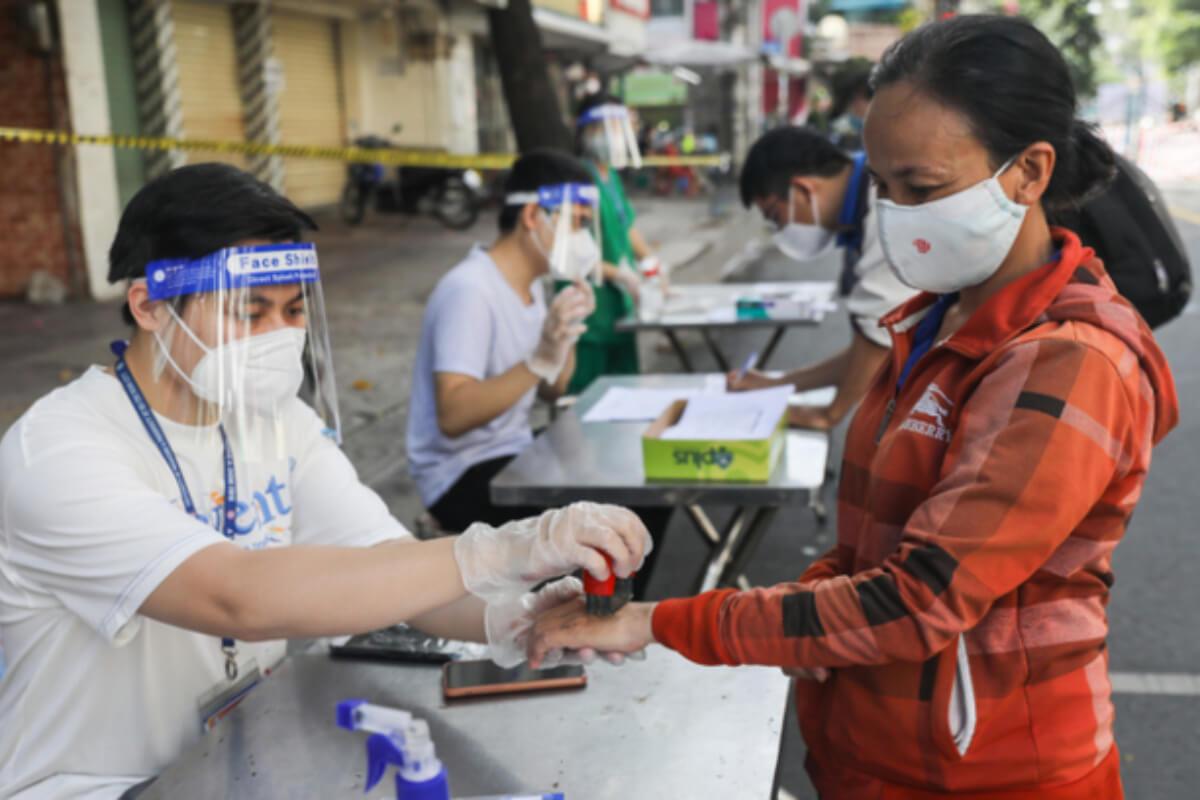 ベトナム:感染者1万1525人、前日より162人減 22日発表
