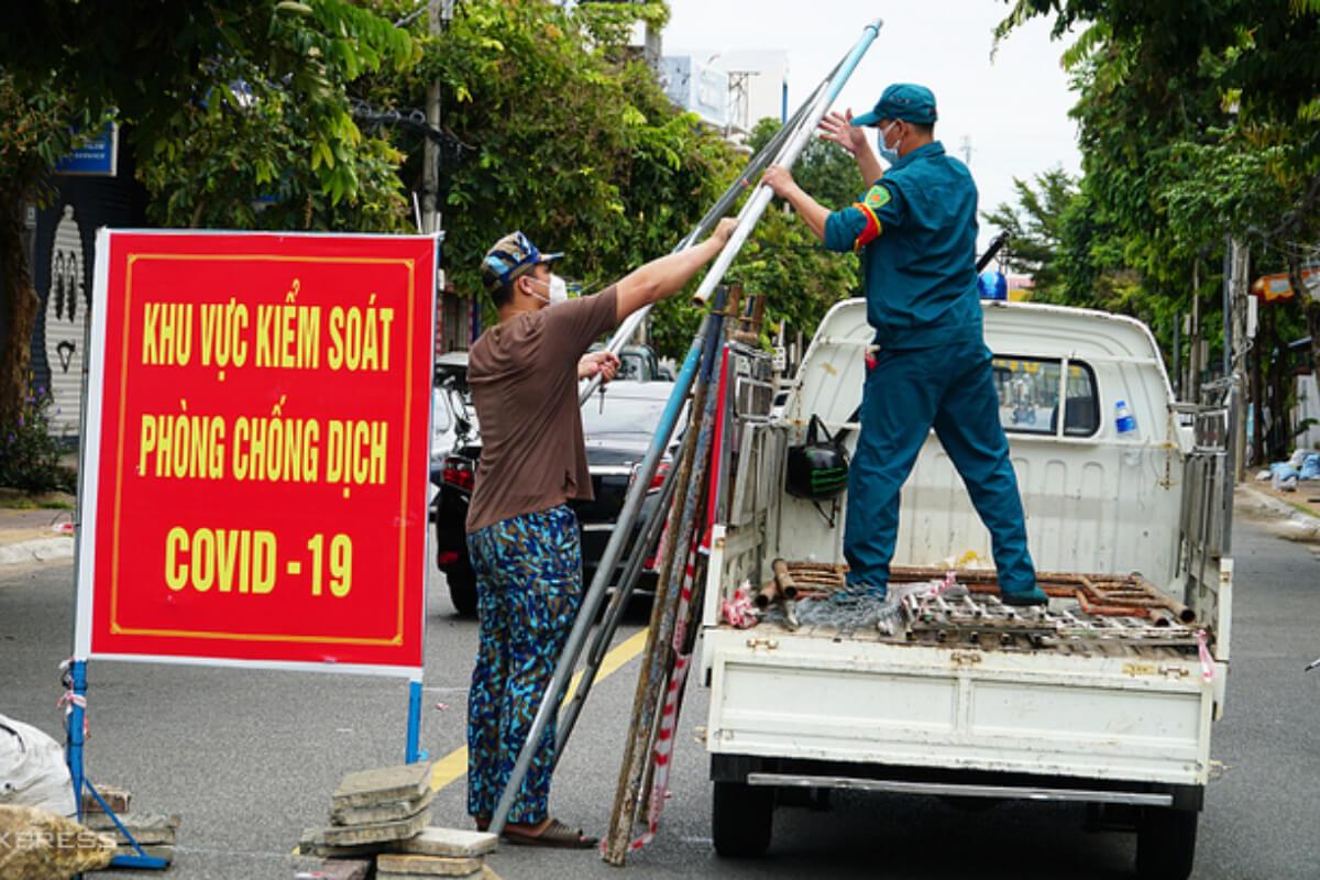 ベトナム:感染者9465人、前日より2060人減 23日発表