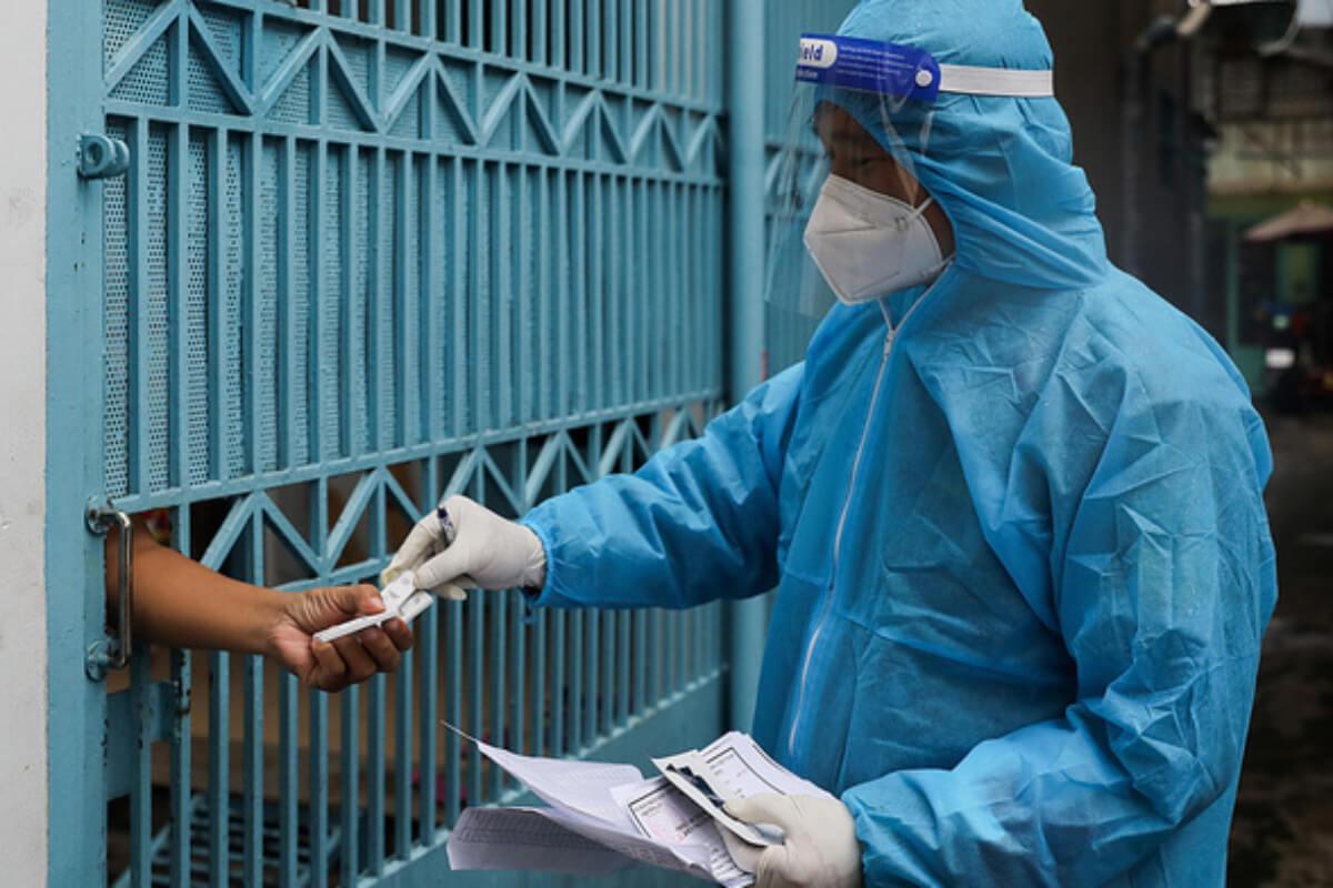 ベトナム:感染者4589人、前日から大幅減少 28日発表