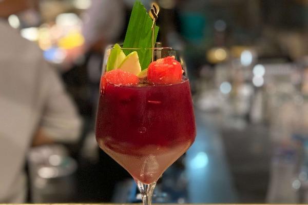 火曜日はサングリアの日!2杯注文で1杯無料