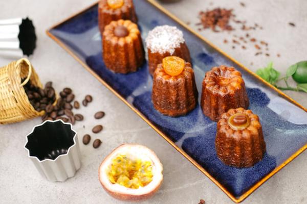 CanneléSaigon,カヌレ,デリバリー,お菓子,スイーツ,デザート