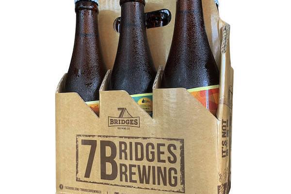 7ブリッジブルーイング,クラフトビール,ビール,ピザ,デリバリー,お酒