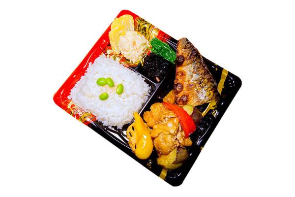 大戸屋,お弁当,定食,デリバリー,1区,日本食