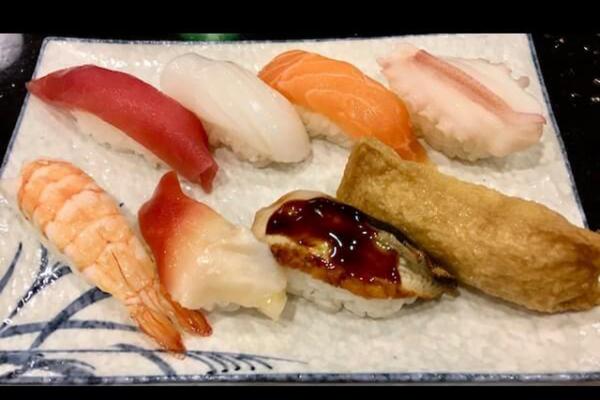 日本食,日本料理Amami,デリバリー,ニャーべ,寿司,カレー