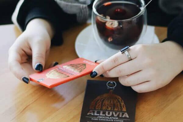 アルヴィア,チョコレート,スイーツ,デザート,デリバリー,アルヴィアチョコレート