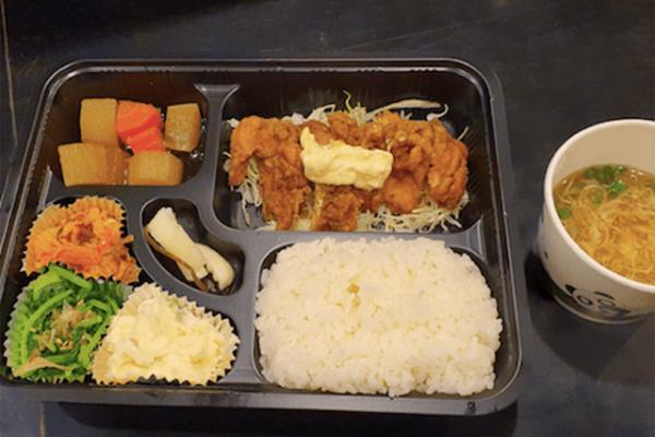 ほたる食堂,お弁当,日本食,デリバリー,持ち帰り,ドンアン