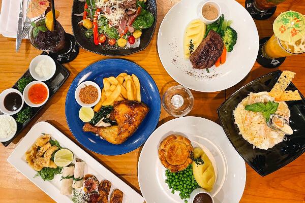 ジャスパスレストラン(Jaspas restaurant)