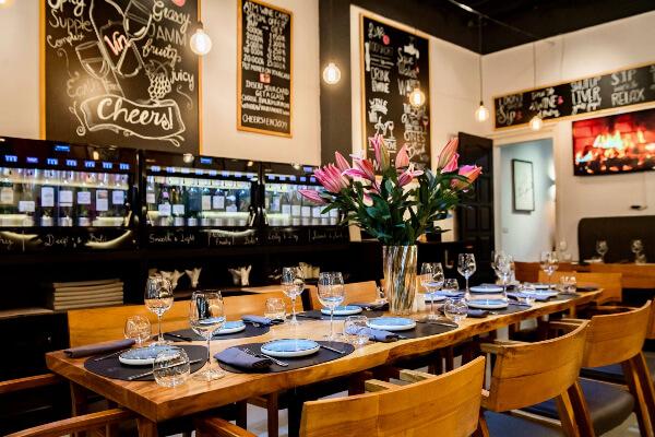 Colette French Bistro & Wine Bar