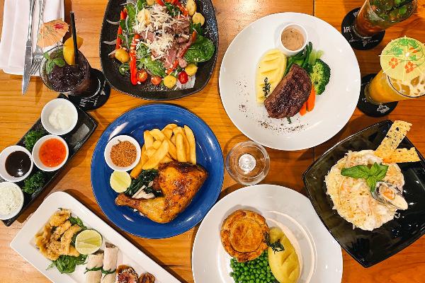 ジャスパスレストラン(Jaspas restaurant)|2区