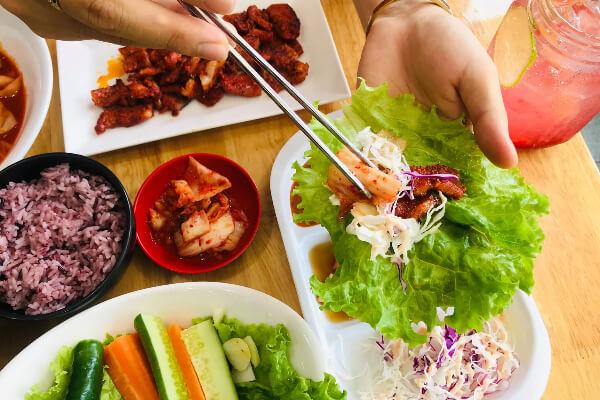 ハヌリコリアンファストフード(Hanuri Korean Fast Food)