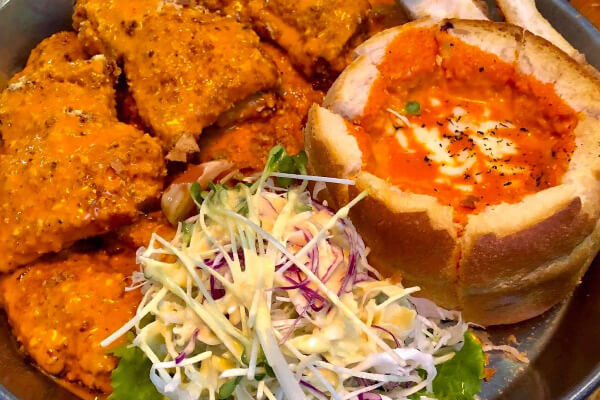 オーブンマル(Ovenmaru Chicken)