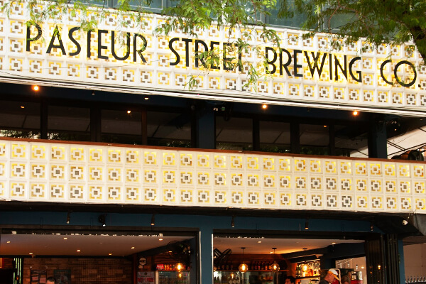 パスターストリートブルーイングカンパニー(Pasteur Street Brewing Company) パスター通り店