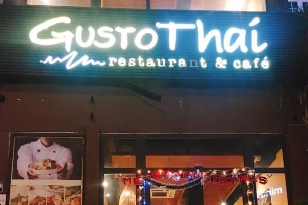 ガストタイ(Gusto Thai)|ホアンキエム店