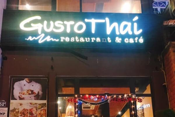 ガストタイ(Gusto Thai)|ドンダー店