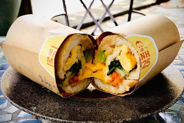 バインミー25(Bánh Mì 25)