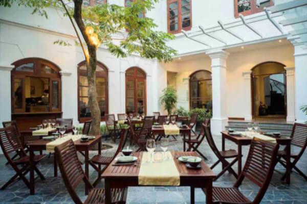 ハノイガーデンレストラン(Hanoi Garden restaurant)