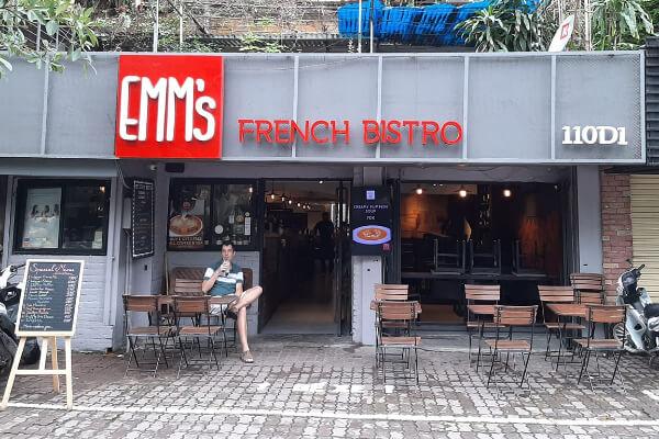 イーエムエムズ フレンチ ビストロ(EMM'S   French Bistro)