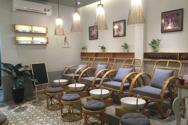 バンブー ネイルズスパ(Bamboo Nails Spa)2号店
