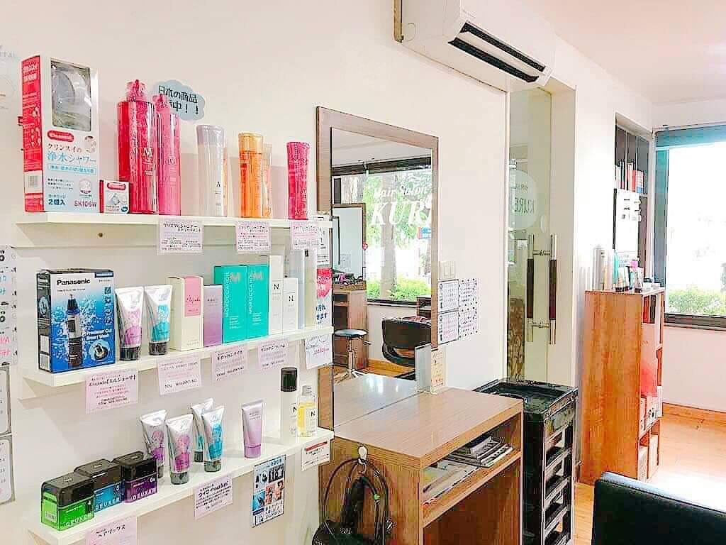 クレハ,日系美容室,ハノイ,美容室,おすすめ,日本人