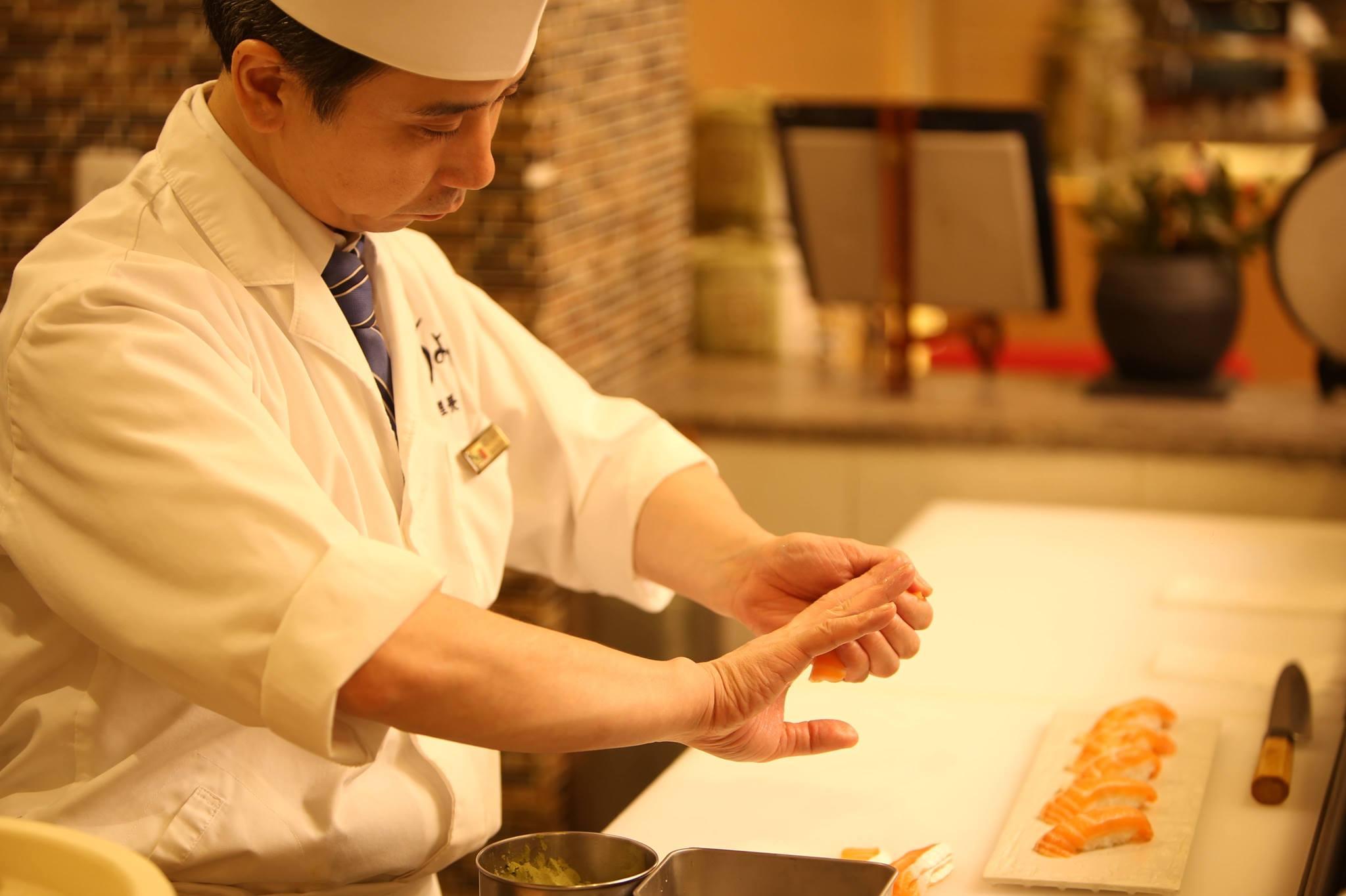 ちよだ鮨,ちよだ,寿司,レストラン,ホーチミン,和食,日本食,個室,接待