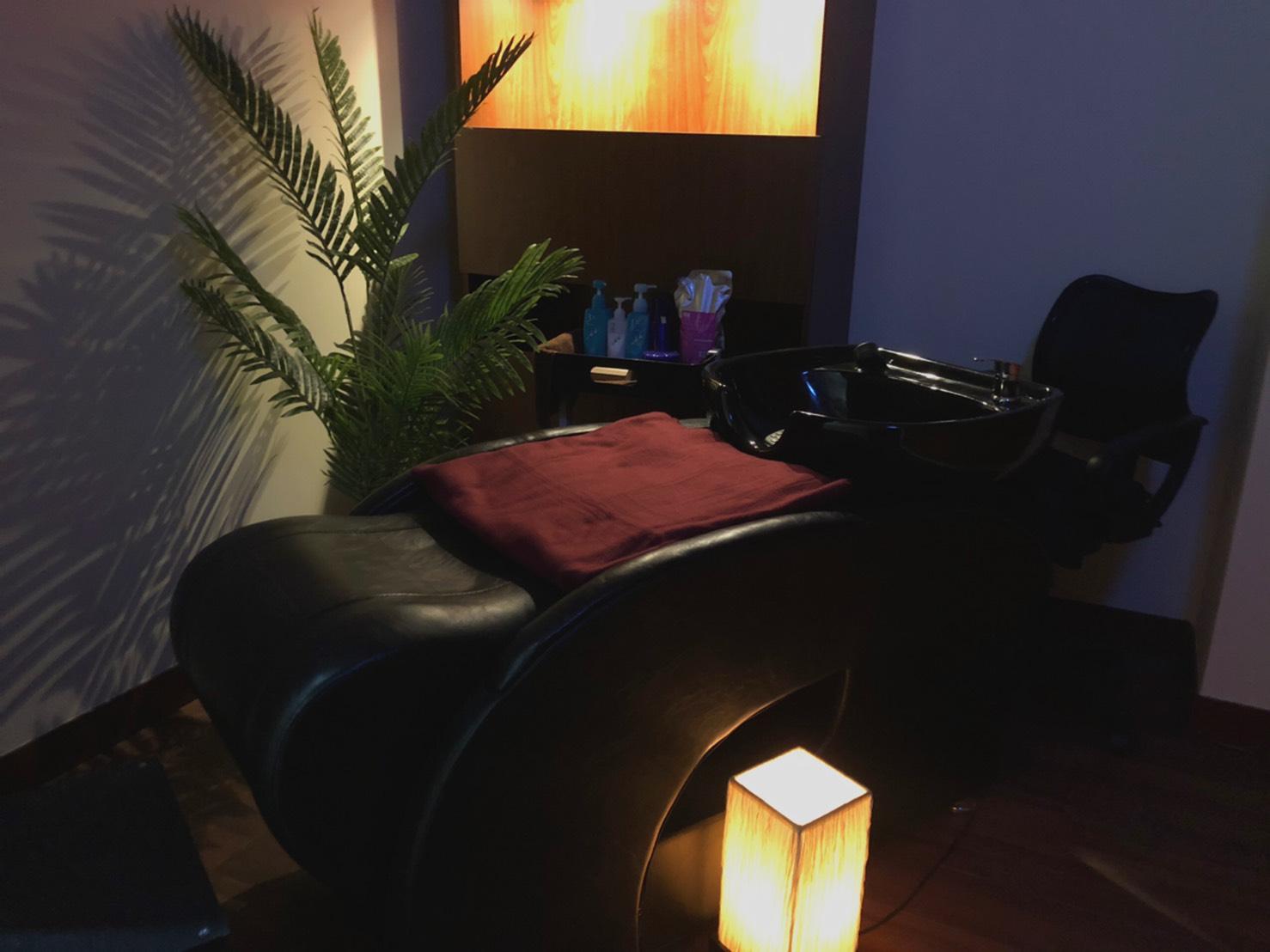 ホーチミン,美容室,日本人,美容院,AUBE,オーブ,ヘッドスパ